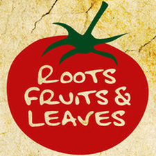 Roots, Fruits and Leaves logo